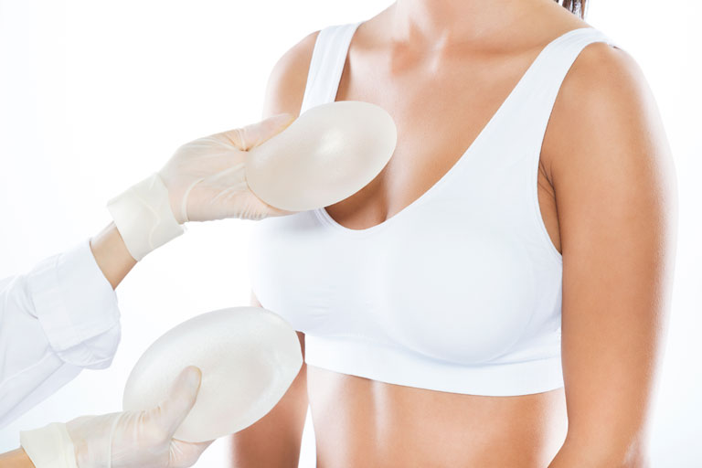 silicone breast prostheses
