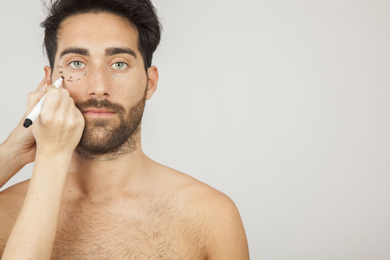 are men interested in aesthetic treatments